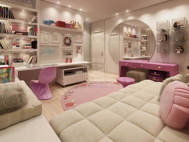 Детская комната – советы по выбору итальянской мебели
