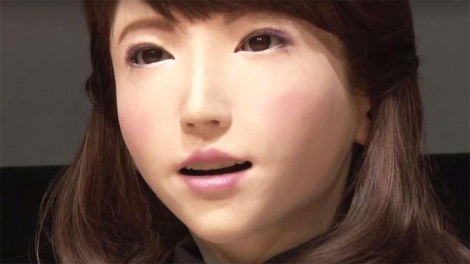 Робот Эрика – новый глава японских новостей
